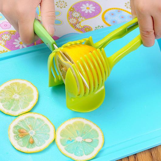 柠檬西红柿切片器番茄圆形切片夹子厨房神器水果拼盘